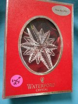 Waterford Crystal Ornament in Palatine, Illinois