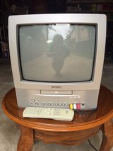 """14"""" Portable Television / DVD Player Combo in Houston, Texas"""