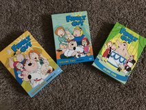 Family guy DVDs in Naperville, Illinois