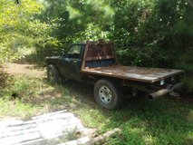 4x4 deer lease truck in Huntsville, Texas