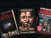 3 great paperbacks - Net Force .... in Camp Lejeune, North Carolina