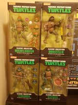 TMNT Classic Collection Set in Perry, Georgia