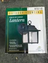 Outdoor Lantern Light in St. Charles, Illinois