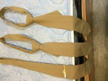 3 khaki ties and one tie clasp in Camp Pendleton, California