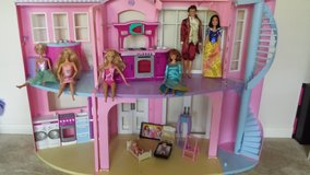 Barbie House in Tomball, Texas