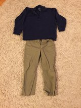 3t boy sweater and pants in Aurora, Illinois