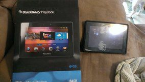 "Blackberry Playbook 64GB 7"" Tablet, in Fort Bliss, Texas"