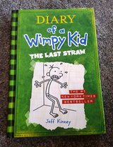 Diary of a Wimpy Kid books in Okinawa, Japan