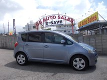 2005 TOYOTA RACTIS in Okinawa, Japan