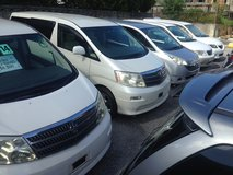 7-8 Passengers Vehicle $ale! Rain or Shine! Stop By & $ave! 0% Interest & CASH Deals! in Okinawa, Japan