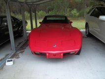 1976 CORVETTE in Cherry Point, North Carolina