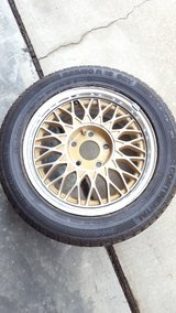 Set of 225/50R 16 wheels in Goldsboro, North Carolina