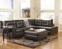 New Leather Sectionals, couches and love seats Liquidation!25.00 down and No credit check in Camp Lejeune, North Carolina