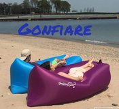 GONFIARE INFLATABLE LOUNGER NEW-REDUCED in Aurora, Illinois