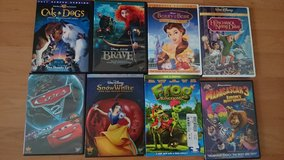 Disney movies lot in Ramstein, Germany