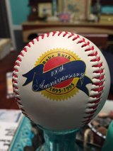 1995 Babe Ruth Commemorative Baseball in Fort Campbell, Kentucky