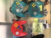 N64 speed running controllers in Camp Lejeune, North Carolina