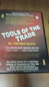 TOOLS OF THE TRADE CD in Fort Leonard Wood, Missouri