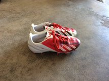Size 2 kids soccer cleats in Camp Pendleton, California