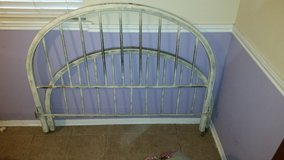 Antique hospital bed early 1900 in Conroe, Texas