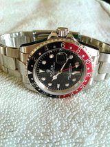 L@@K !! CLASSIC  AUTO. ROLEX GMT MASTER  WATCH in Yuma, Arizona