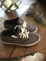 Mens/teens grey VANS tennis shoes Sz. 10 in Kingwood, Texas