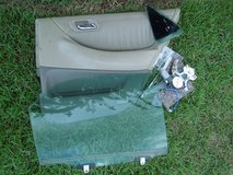 Honda Accord Rear Passenger Door Parts (98-02) - Sold together or separately in Byron, Georgia