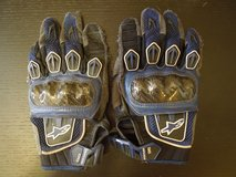 Motorcycle Gloves - Alpine Stars - Size L in Perry, Georgia