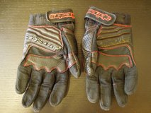 2 Pairs of Motorcycle Gloves - Alpine Stars - Large in Byron, Georgia