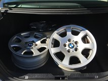 """16"""" Factory BMW Rims -- $175 in bookoo, US"""