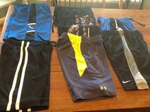 Boys Athletic Shorts Under Armour, Nike, Puma in Beaufort, South Carolina