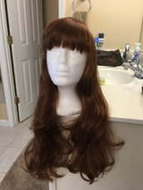 reddish brown wig for sale in Camp Lejeune, North Carolina