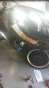 2004-2008 acura tl cold air intake in 29 Palms, California