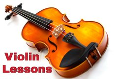 Private Violin Lessons (1 on 1) in Aurora, Illinois