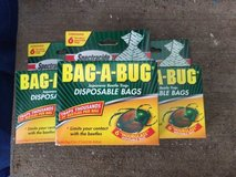Japanese Beetle Trap Bags in Fort Campbell, Kentucky
