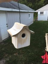 Birdhouses in Bartlett, Illinois