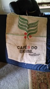 Authentic Coffee Bag -Reduced! in Camp Lejeune, North Carolina