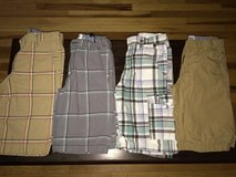 7 Pairs of Boys' Old Navy & Abercrombie Size 12 Shorts in Fort Campbell, Kentucky