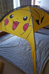Pikachu - Pokemon Coleman Canopy in Okinawa, Japan