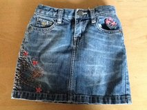 Gently used toddler skirt in Nellis AFB, Nevada