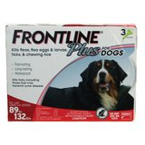 FRONTLINE® Plus 89-132 Lb Dog Flea & Tick Treatment in Ramstein, Germany