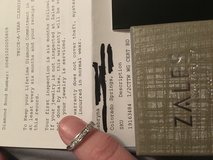 1/2 CT. T.W. Certified Diamond Anniversary Band in 14K White Gold (H-I/SI1-SI2) in Colorado Springs, Colorado