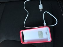 iPhone 5/5s Charger Case w/ USB cord in Fort Carson, Colorado
