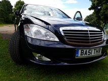 BLUE MERCEDES S-CLASS 3.0 V6 DIESEL AUTOMATIC in Tampa, Florida