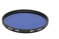 Hoya 77mm 80A Color Conversion Hoya Multi-Coated (HMC) Glass Filter in Ramstein, Germany