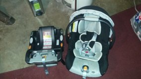 Infant car seat in Bartlett, Illinois