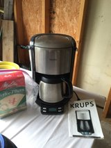 KRUPS COFFEE MAKER in Morris, Illinois