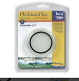 Platinum Plus 58mm UV Lens Filter (new) in Ramstein, Germany