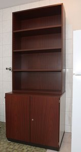 Storage Cabinet With Shelves in Ramstein, Germany
