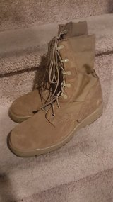 Surplus boots size 10.5 in Camp Pendleton, California